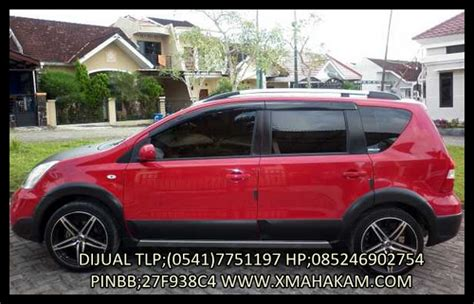 Kunci Kontak Livina iklan bisnis samarinda dijual nissan livina 1 5 x gear a t automatic th 2011 warna merah