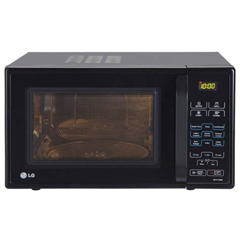 Lg Microwave Oven Convection buy lg mc2143cb 21l convection microwave oven black at best price in india on naaptol