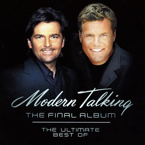 8 Modern Albums You Should Listen To by The Album Modern Talking Listen And Discover
