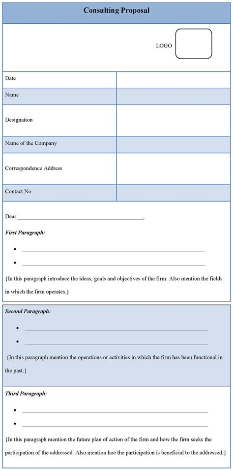 Consulting Proposal Template Cyberuse Consulting Template
