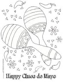 cinco de mayo coloring pages free cinco de mayo coloring pages