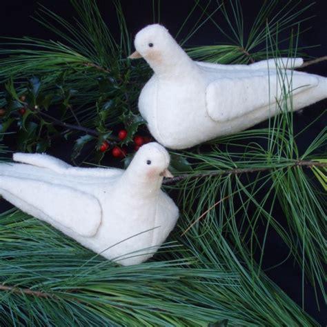 two turtle doves ornament yule love it pinterest