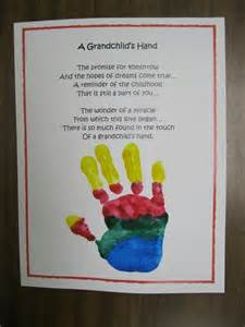 Grandparent s day handprint round up fun handprint art