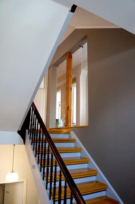 Farbgestaltung Treppenhaus Einfamilienhaus by Beige Warmgrey Staircase Farbgestaltung Treppenhaus