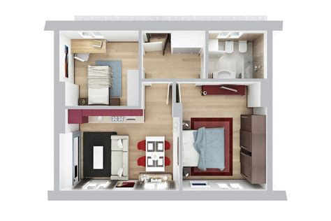 Ingresso Living Significato by Residenza Villapizzone