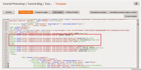 membuat navigasi wordpress cara membuat menu navigasi drop down di blogspot