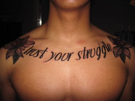 trust your struggle tattoo 25 amazing trust tattoos