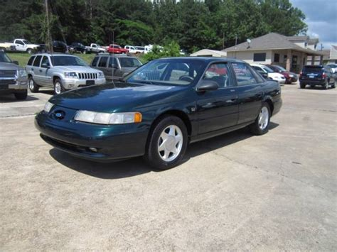 car owners manuals for sale 1993 ford taurus electronic valve timing 1993 ford taurus sho for sale cargurus