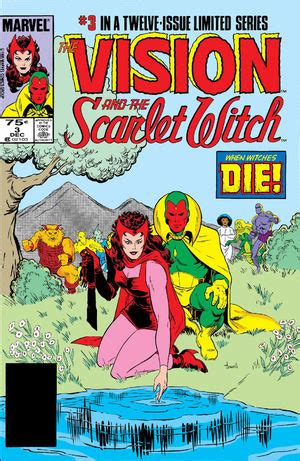 vision vol 2 little vision and the scarlet witch vol 2 3 marvel database fandom powered by wikia