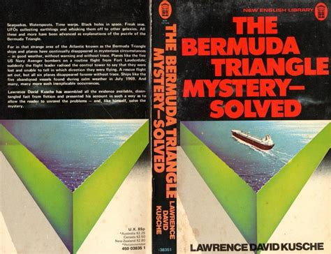 the bermuda triangle mystery solved publication the bermuda triangle mystery solved
