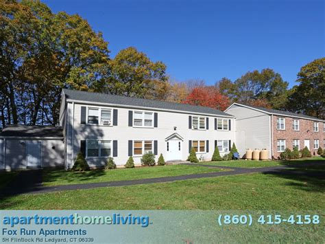 fox run apartments ledyard apartments for rent ledyard ct