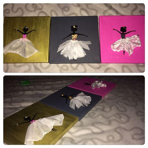 kinderzimmer bilder malen ballerina bilder f 252 r das kinderzimmer selber malen und