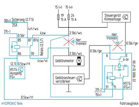 16 vw t4 fan wiring diagram hyundai xg 3 0 1993