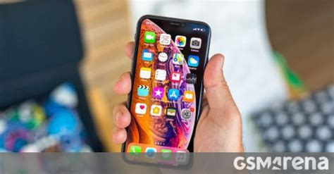 our iphone xs review is now up gsmarena news