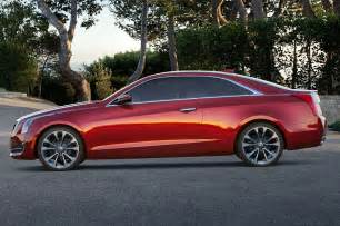 Cadillac 2015 Coupe 2015 Cadillac Ats Coupe Look Motor Trend