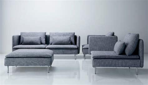 Sofa Merk Ikea flexibel zitten met een modulaire bank interieur design