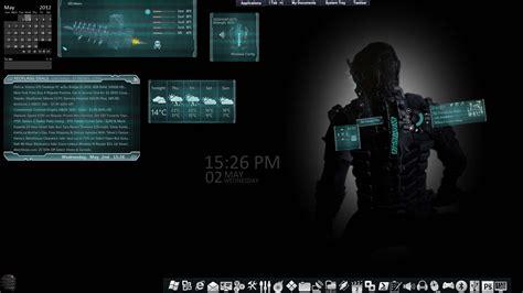 best rainmeter suites rainmeter dead space rig armor suite skin v3 by louiezzz
