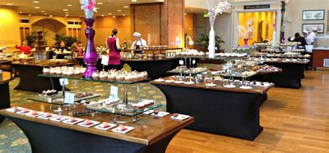 Brunch At The Chocolate Bar Boston Ma Travel Fearlessly Chocolate Buffet Boston
