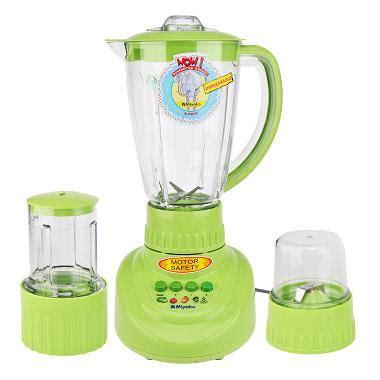 Blender Miyako Yang Beling jual miyako bl 152 gf blender harga kualitas