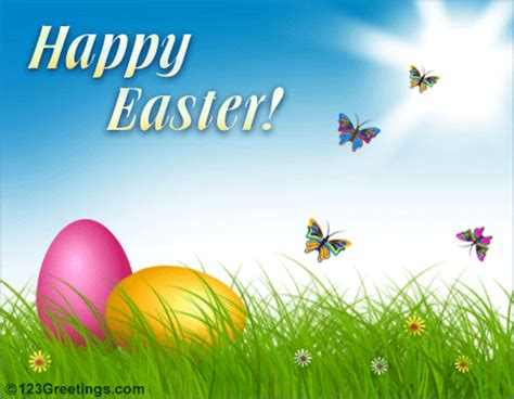 happy easter wishes happy easter wishes free happy easter ecards greeting cards 123 greetings