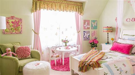 Bedroom Decorating Ideas For Teenage Girls 20 chic and beautiful girls bedroom ideas for toddlers