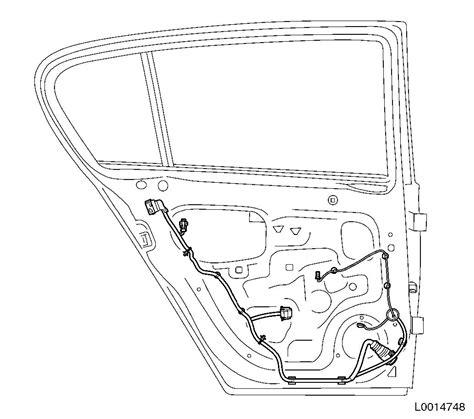 astra h rear door wiring diagram free wiring
