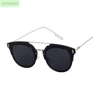 Cool Glasses Aliexpress Com Buy 8 Colors Wrap Cat Eye Eyewear Sun