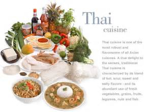 pin traditional thai food menus on