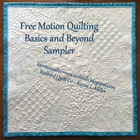 tutorial free motion quilting quilt crows and karen o neil on pinterest