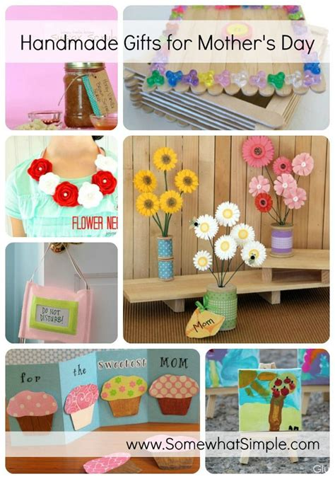 S Day Handmade Gifts Happy S Day 30 Handmade Mothers Day Gifts