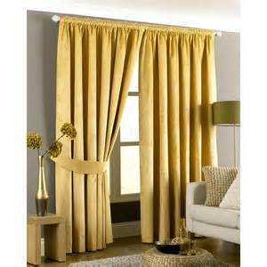 Gold Velvet Curtains Buy Imperial Velvet Pencil Pleat Curtains More Curtains Available