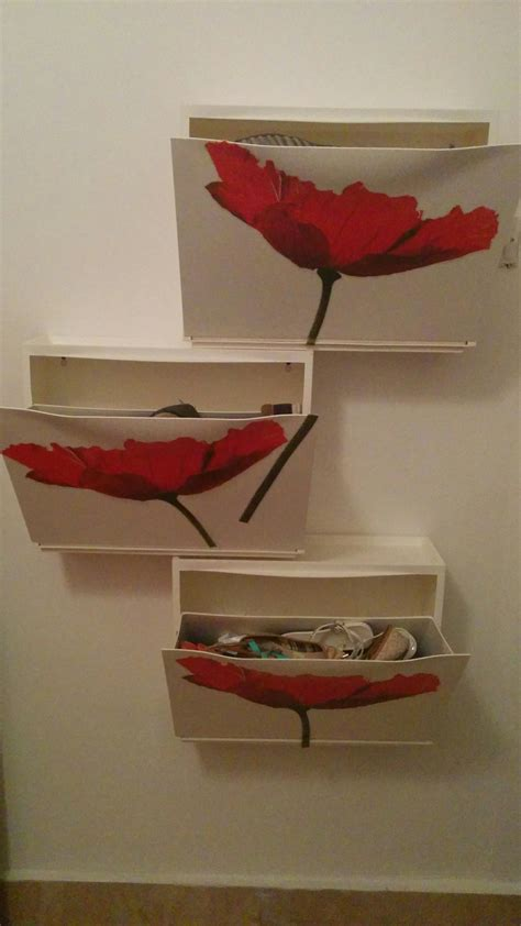 ikea hacks shoe storage trones shoes cabinet storage decor ideas pinterest