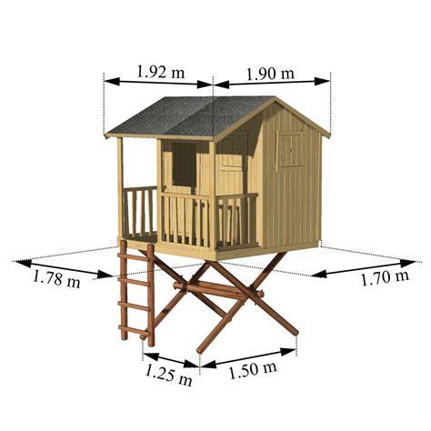 Cabane Arbre Enfant by Maisonnette Enfant Bois Cabane Dans Les Arbres 2 Colis