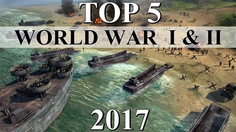best free war top 5 best world war 1 2 strategy of 2017
