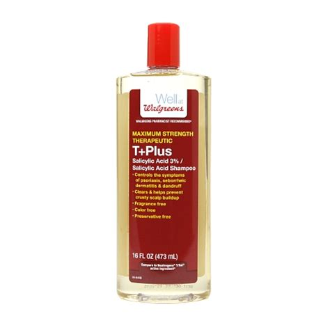 salicylic acid shoo for african american hair walgreens therapeutic t plus salicylic acid shoo