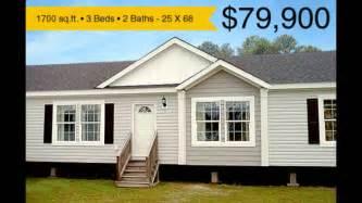 modular home intimidator by cavalier homes 79 900