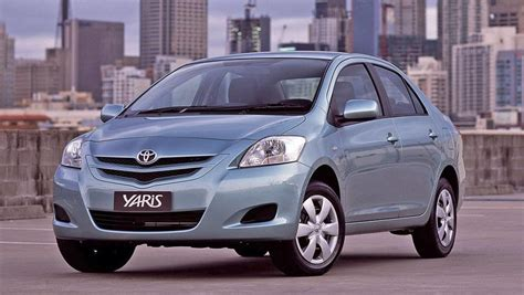 Toyota Sedan 2006 Used Toyota Yaris Review 2005 2016 Carsguide