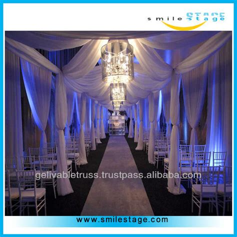 where to buy pipe and drape high quality wedding crystal backdrop on sale buy
