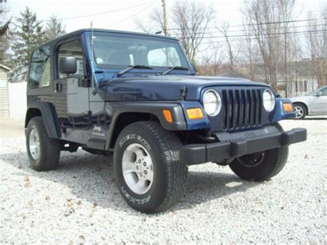 Lifted Jeeps For Sale In Michigan Sell Used 2012 Jeep Wrangler Unltd Sport Top 4x4 Lift