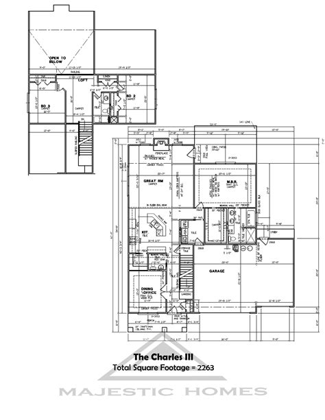 majestic homes floor plans majestic homes floor plans indiana house design plans
