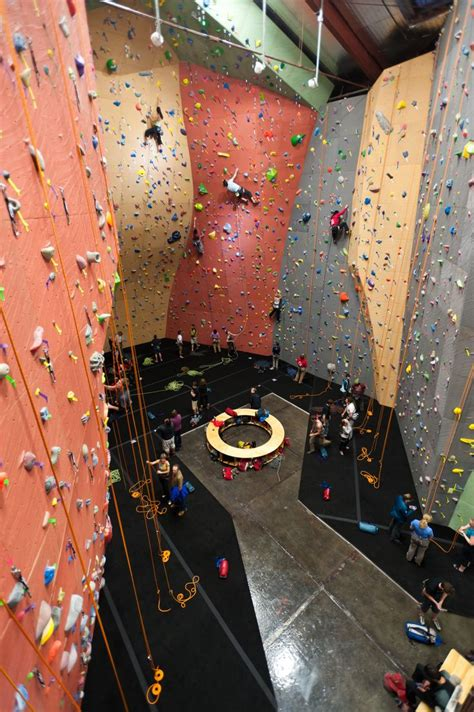 seattle gym by elevate climbing walls bouldering