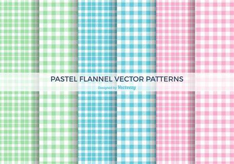 Pastel Flannel Pattern | pastel flannel vector patterns download free vector art