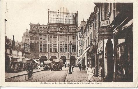 Support Carte Postale 1904 by Carte Postale Orleans
