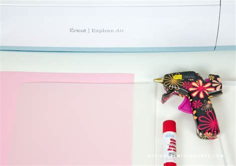 Votive Card Template by Cherry Blossom Tea Light Votive Designs By Miss Mandee