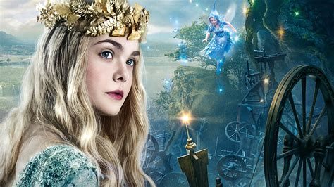 film fantasy belli 2014 elle fanning as princess aurora hd celebrities 4k