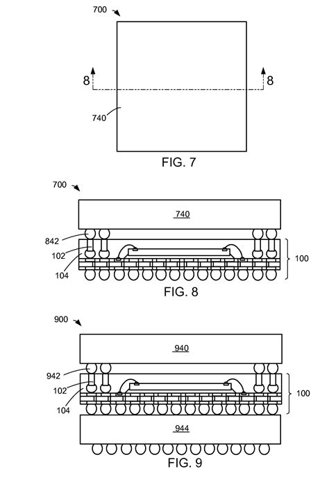 what is a integrated circuit packaging patent us8264091 integrated circuit packaging system with encapsulated via and method of