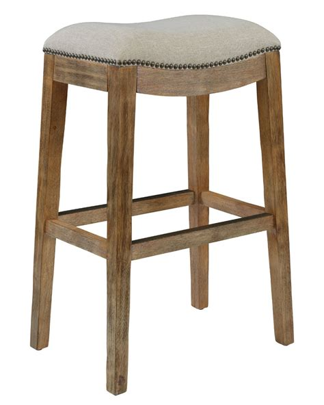 Cloth Bar Stools by Fabric Saddle Counter And Barstools Club Furniture