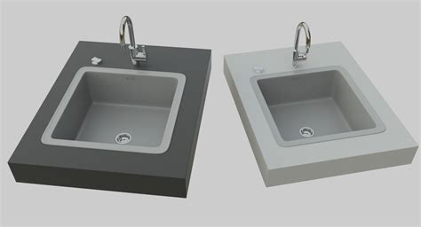kitchen sink models kitchen sink 3d model