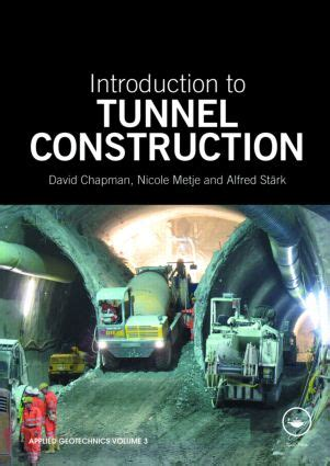 photography routledge introductions to introduction to tunnel construction paperback routledge