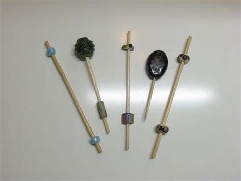 Paper Bead Tools - paper bead tool is longer than needs to be but